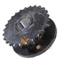 Wheel double hub 000822496.1 for balers Claas