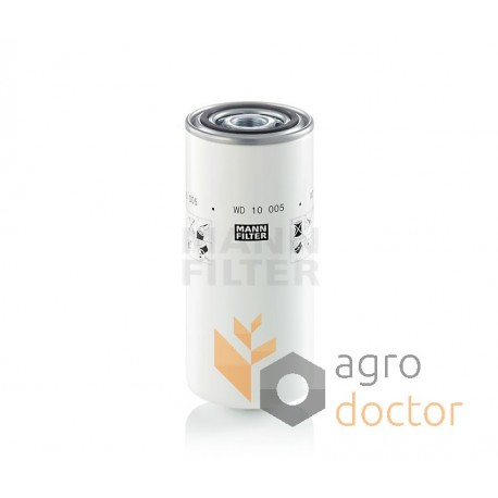 Hydraulic filter 9976807, 9976453 New Holland: 4204121M1 Landini [MANN]