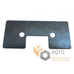 Підкладка Z52360 металева скребка транспортера