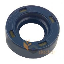 Oil seal 10x19x7 NBR BA - 392391X1 Massey Ferguson - 12010763B Corteco