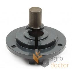 Eccentric hub 600791.1 of grain pan for combines Claas-Left