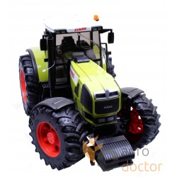 Toy-model of tractor Claas Atles 936RZ