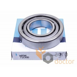 Angular contact ball bearing 235947.0 Claas - [NTN]