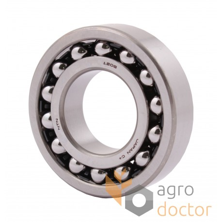 80210033 New Holland - Double row self-aligning ball bearing - [NTN]