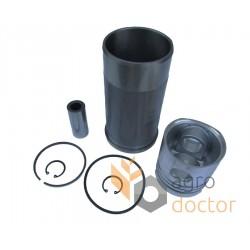 Поршнекомплект двигуна 3218461R95 Case-IH, 3 кільця, [Bepco]