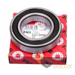 6007-2RSR-C3 [FAG] Deep groove ball bearing