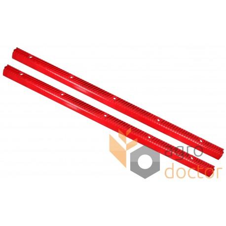 Set of rasp bars (P+P) 3373372M2 Massey Ferguson [Agro Parts]