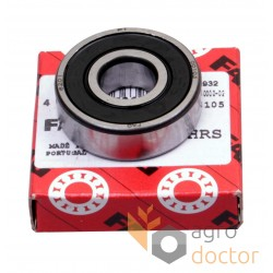 Deep groove ball bearing 87000620114 Oros, 9808450 New Holland [FAG]