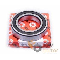 Ball bearing 238202.0 Claas - 6008-2RSR [FAG]