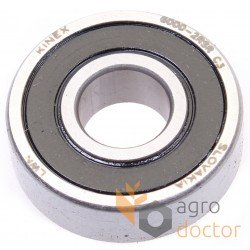 0002112940  Deep groove ball bearing 6000 2RS C3 [Kinex]