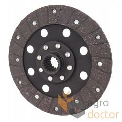 Clutch disc (asbestos pads) 694082 Claas