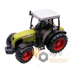 Toy-model of tractor Claas NECTIS 267F