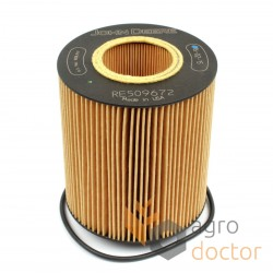 Oil filter (insert) RE509672 (Original) [John Deere]