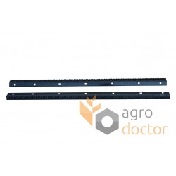 Set of rasp bars 653266 653267 Claas [Agro Parts]