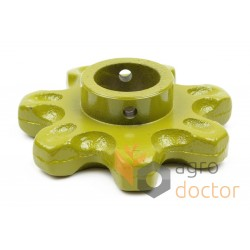 Elevator chain sprocket - 503027 Claas, T7