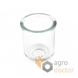 Fuel filter (glass) 099060 Claas