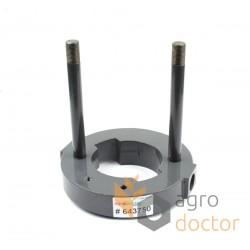Тарілка пружини циліндра жатки - 643750 Claas