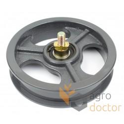 Натяжной ролик в сборе - 0007721702 Claas - D174 мм