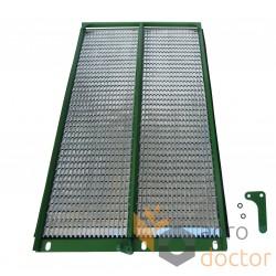 Bottom sieve, 2 required AH130160  for combine John Deere - 652x1235 [AM]