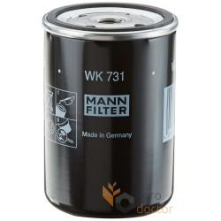 Фільтр паливний WK731 [MANN]