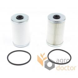 Фильтр топливный (вставка) 099104/099105 (2 шт.) [Agro Parts]