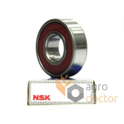 6305 2RS [NSK] Deep groove sealed ball bearing