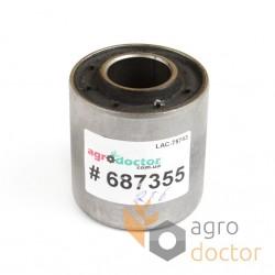 Сайлентблок (вкладиш MEGU) - 0006873550 Claas - підсилений