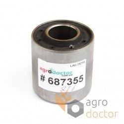 Сайлентблок (вкладиш MEGU) - 687355 Claas - підсилений