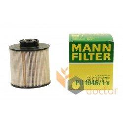 Фильтр топливный (вставка) PU1046/1x [MANN]
