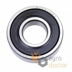 6203 2RS [NSK] Deep groove sealed ball bearing