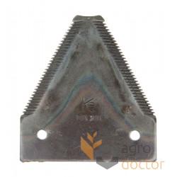 Сегмент ножа жатки 614670 комбайна Claas