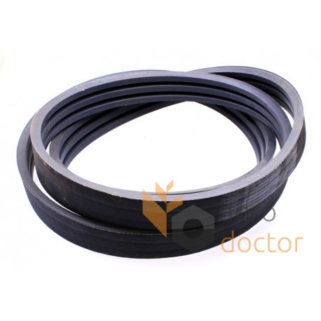Wrapped banded belt 3HB-3750 OEM:1330499C1, 661541 for CASE, Deutz Fahr, Buy in eShop: agrodoctor.ua