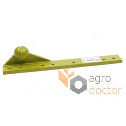 Knife head 522190 Claas (611217 Claas) - with rail