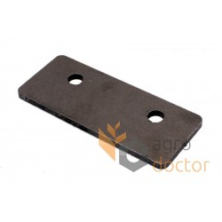 Направляюча пластина ножа жатки - 616286 Claas
