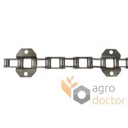 Feederhouse roller chain 38.4 V/2K1/J3A [Rollon] - per meter