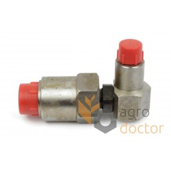 Гидравлический клапан 602561 молотильного барабана комбайна Claas