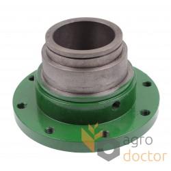Hub - Z10574 JohnDeere.Threshing drum pulley flange