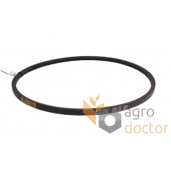 Wrapped banded belt 1260 Lw/1220Li [Gates Agri]