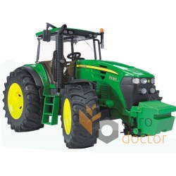 Іграшка трактор John Deere 7930