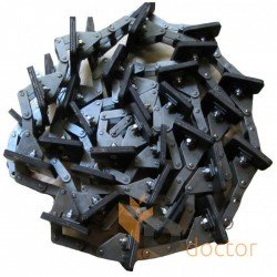 Ланцюг колосового елеватора в зборі - 671250 Claas