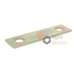 Backing plate 676770 of conveyor paddle chain