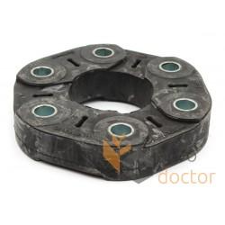 Гумова муфта 649482.0 трансмісії комбайна Claas - 100х235мм [SGF]