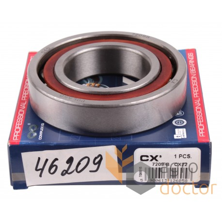 7209B [CX] Angular contact ball bearing