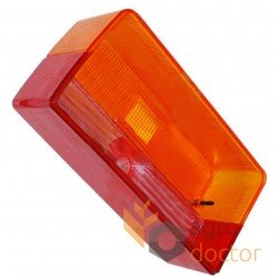 Clearance marker light plafond with turn signal for John Deere