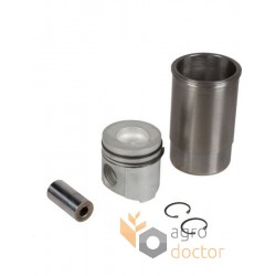 Piston set for Deutz engine [Bepco]