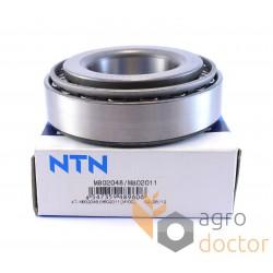 M802048/11 [NTN] Конічний роликовий підшипник