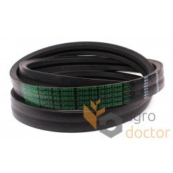 Wrapped banded belt 3HB-1575 [Rubena]