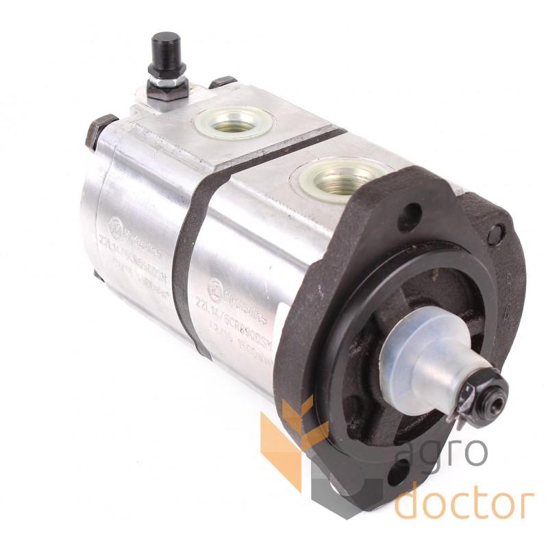 John Deere Hydraulic Pump : John deere combine hydraulic pump az with valve oem