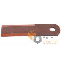Нож измельчителя Z53454 John Deere - подвижный