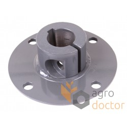 Auger hub 648065 of header for combines Claas